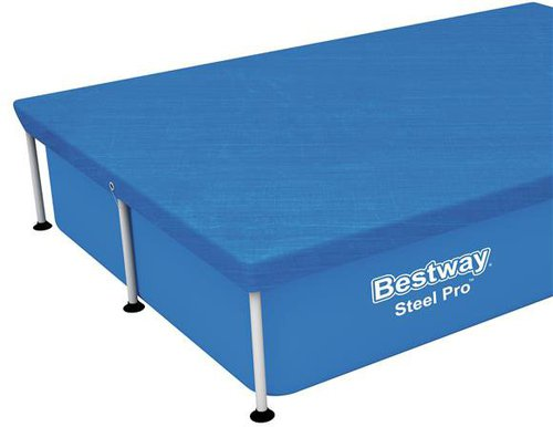 Bestway Abdeckplane für Splash Frame Pool 399 x 211 cm (58107)
