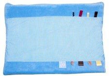 Snoozebaby Happy Dressing Wickelauflage Dolphin Blue (45x70 cm)