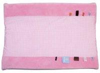 Snoozebaby Happy Dressing Wickelauflage Elephant Pink (45x70 cm)