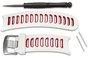 Garmin Ersatzarmband weiß/rot für Approach S3