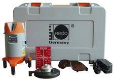 Nedo QUASAR 6 (mit Laserempfänger ACCEPTOR)