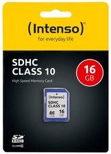 Intenso SDHC 16GB Class 10 (3411470)