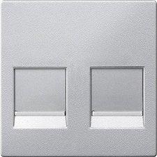 Merten Zentralplatte 2fach (MEG4562-0460)
