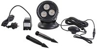 AquaForte HP12-1 Pond & Garden LED Lampe 1 x 12 Watt (12 Volt)