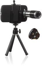 KitVision Zoom & Fisheye Lens Pack (Samsung Galaxy S3)