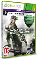 Tom Clancy's Splinter Cell: Blacklist - Upper Echelon Edition (Xbox 360)