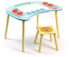 Reer Zeichen und Spieltisch Animals