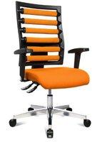 Topstar Workout Drehstuhl (orange)