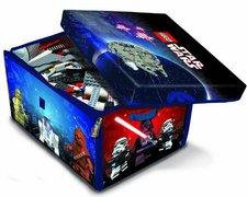 Zip-Bin 2 in 1 Lego Spielmatte und Aufbewahrungsbox - Star Wars