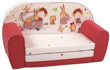 Knorr-Baby Kindersofa Spielzimmer