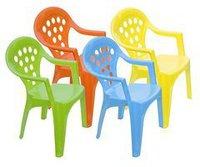 Vedes Stuhl aus Kunststoff