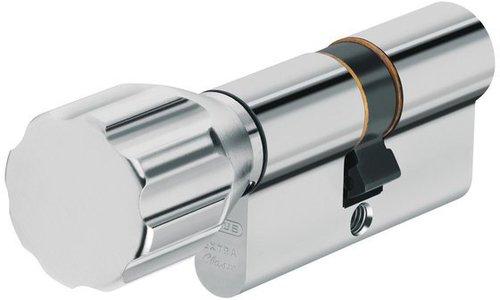 Abus ECK550 Knaufzylinder Wendeschlüssel Z35/K30 mm gleichschließend
