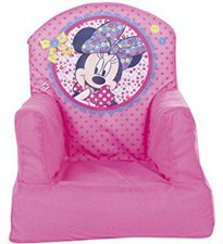 Disney Minnie Luftsessel rosa