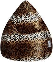 Magma Heimtex Bean Bag XL Afro Leopard