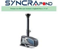 Sicce Syncra-POND Silent 2.0 - 2150 l/h