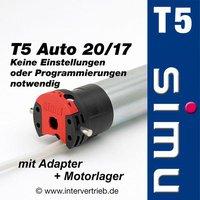 Simu T5 Auto 20/17W60