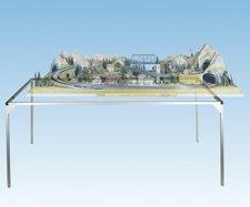 Noch Alu-Zargensystem - 70 x 100 + 20 cm (62070)