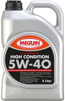 Meguin Megol High Condition 5W-40 (5 l)