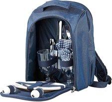 XCase Thermo-Picknick-Rucksack mit Kühlfach für 2 Personen