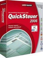 Lexware Quicksteuer 2006 (V 12.0) (DE)