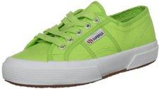 Superga 2750 J green
