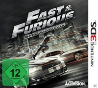 Fast & Furious: Showdown (3DS)