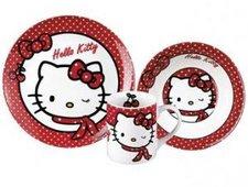 p:os Frühstücksset Hello Kitty Red Cherry (68171)