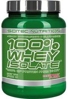 Scitec Nutrition 100% Whey Isolate Himbeer (700g)