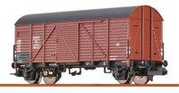 BRAWA Gedeckter Güterwagen Gmhs 35 DB (67214)