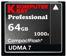 Komputerbay Compact Flash 64GB 1000x