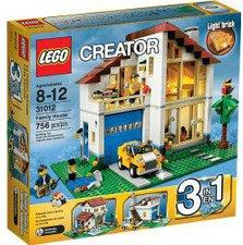 LEGO Creator - 3 in 1 Familienhaus (31012)