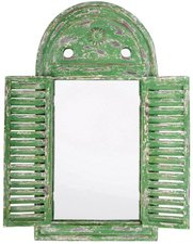 Esschert Spiegel Fensterladen (39 x 75 cm)