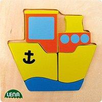 Lena Puzzle Schiff