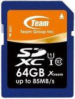 Team Group SDHX Xtreem 64GB Class 10 UHS-I (TSDXC64GU8501)