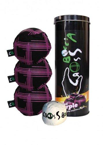 Crossboccia Boccia Set Chilled Purple