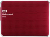 Western Digital My Passport Ultra 500GB rot