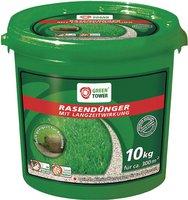 Green Tower Rasendünger mit Langzeitwirkung 10 kg
