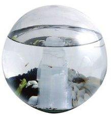 Globus International Beachworld Kugel mit Selenit (12,5 cm)