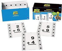 Learning Resources 2755 Hot Dots Math Flash Cards - Zusatz