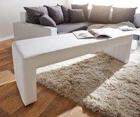 DeLife Sitzbank Otello weiß (160 x 48 cm)