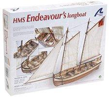 Artesania Latina Endeavour's Longboat (19015)