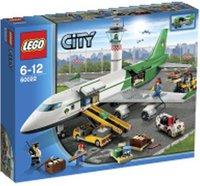 LEGO City Großes Frachtflugzeug (60022)