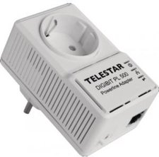 Telestar Powerline AV500 Adapter (Digibit PL 500)