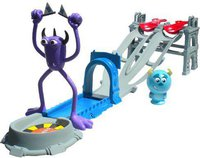 Spin Master Die Monster Uni - Roll-A-Scare Spielset (6019672)