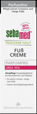 sebamed Trockene Haut Parfümfrei 10% Urea Akut Fußcreme (100 ml)