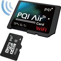 PQI microSDHC Air Card 16GB Class 10 (6W25-016GR1M1A)