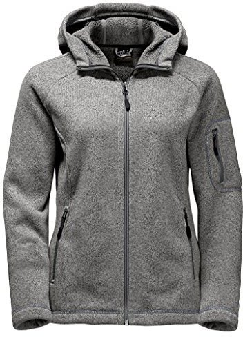 Jack Wolfskin Caribou Lodge Women Light Grey