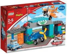 LEGO Duplo - Skippers Flugschule (10511)
