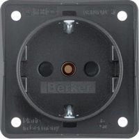 Berker Schuko-Steckdose, anthrazit 941952505
