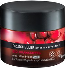 Dr. Scheller Granatapfel & Moringaöl Anti-Falten Pflege Nacht (50 ml)